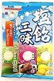 早川製菓 塩飴三昧 袋 85g×20