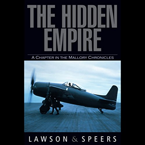 The Hidden Empire audiobook cover art