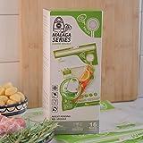 FOSa 再利用可能な真空食品保存バッグ 真空ジッパーバッグ Mサイズ (8×12インチ) 16枚パック
