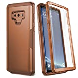 YOUMAKER Case for Galaxy Note 9, Full Body Heavy Duty Protection with Built-in...