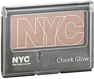 New York Color Powder Blush, Central Park Pink 655 0.28 oz (8.1 g) by N.Y.C.