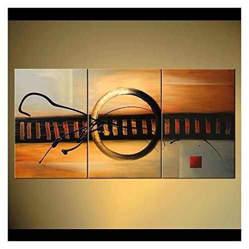 ruedestableaux - Tableaux abstraits - tableaux peinture - tableaux déco - tableaux sur toile - tableau moderne - tableaux salon - tableaux triptyques - décoration murale - tableaux deco - tableau design - tableaux moderne - tableaux contemporain - tableaux pas cher - tableaux xxl - tableau abstrait - tableaux colorés - tableau peinture - Anneau doré