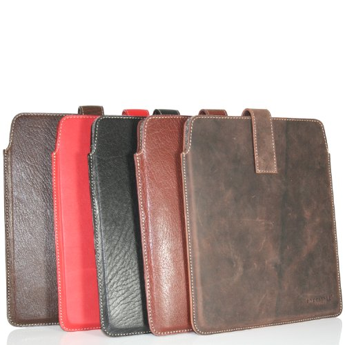 Hydestyle iPad Flip Case GC06 marrone Hunter Brown