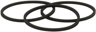 Thakker GA 202 kit Courroie Compatible avec Philips GA 202 Kit Courroie Tourne-Disque Belt