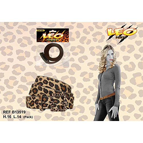 SLA Ceinture - Collection léopard