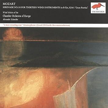 """Mozart: Serenade No.10 """"Gran Partita"""""""