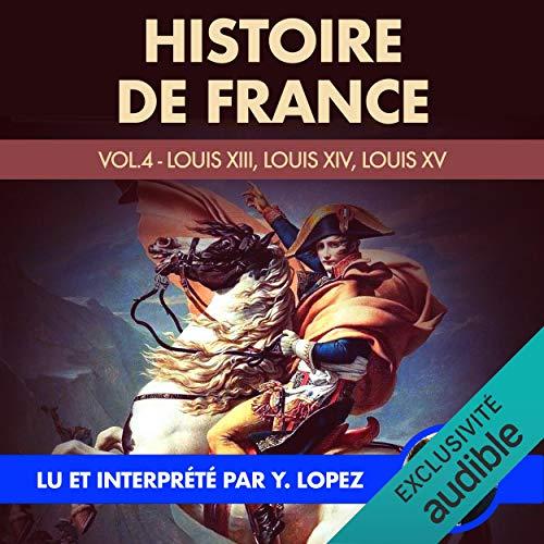 Louis XIII, Louis XIV, Louis XV cover art