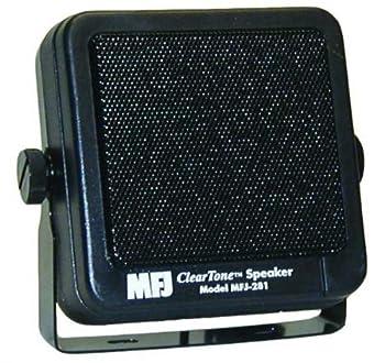 MFJ-281 MFJ281 Original MFJ Enterprises Speaker for mobile radios Clear Tone