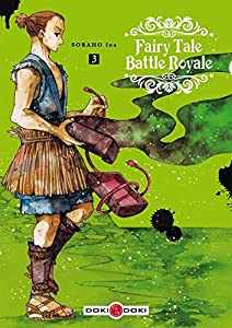 Fairy Tale Battle Royale Edition simple Tome 4