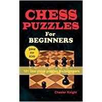 Deals on Chess Puzzles For Beginners Book 4 Kindle Edition