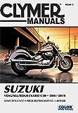 Suzuki Volusia/Boulevard C50 (2001-2019) Clymer Repair Manual: Maintenance * Troubleshooting * Repair (Clymer Powersport)