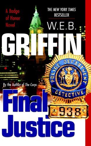 Final Justice (Badge of Honor Book 8)