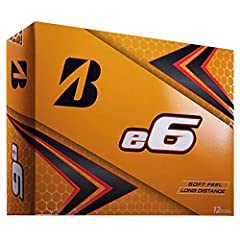 Engineered for Consistency Improved Aerodynamics for Added Distance Soft Feel, Long Distance Soft Golf Ball that also Provides Long Distance Available in a 12-ball pack