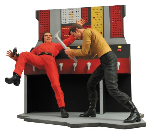 Star Trek The Original Series Captain Kirk Figure