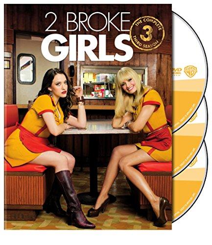2 Broke Girls: The Complete Third Season (3 Dvd) [Edizione: Stati Uniti]