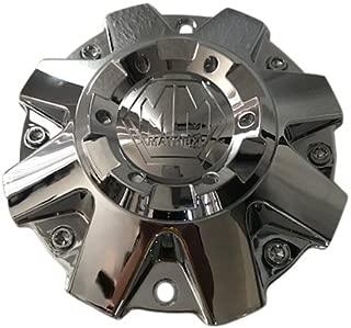 4pcs KMC XD Gloss Black Wheel Center Hub Cap 6 KMC XD Series Set 75 8 Lug XD818 Heist XD820 Grenade XD798 Addict XD829 Hoss 2 XD800 Misfit XD801 Crank