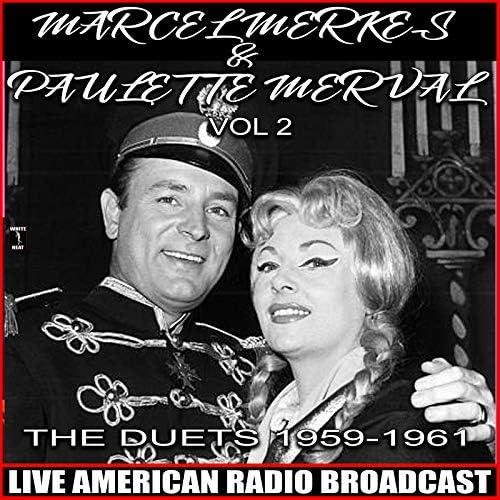 Marcel Merkes & Paulette Merval