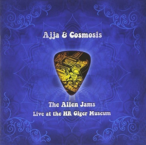 The Alien Jams - Live At The Hr Giger Museum by Ajja & Cosmosis
