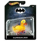 Hot Wheels Batman Returns The Penguin Duck Scale Vehicle