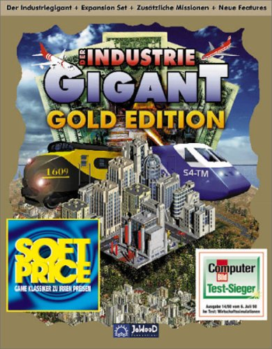 Der Industriegigant - Gold Edition [Best of JoWood]