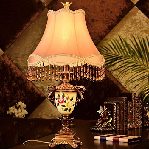HYY-YY Tafellampen, Personality Simple Modern Chinese Lamp, sfeervolle woonkamer Lights Bedroom Lamp, Villa Bedside Bureau Lighting Reading Night Light
