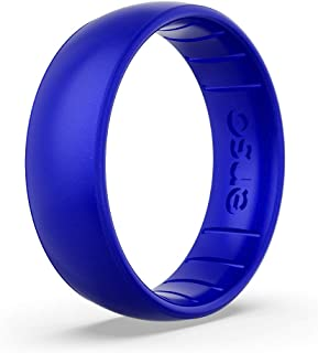 stackable silicone wedding rings