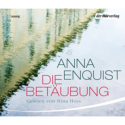 Die Betäubung audiobook cover art