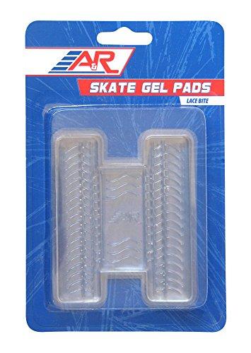 A&R Sports Lace Bite Skate Gel Pad (Pair)
