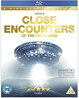 Close Encounters Of The Third Kind (Special Edition) [Blu-ray] [Region Free] (B000TYV3DA) | Amazon price tracker / tracking, Amazon price history charts, Amazon price watches, Amazon price drop alerts