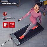 Xiaomi Mijia WalkingPad Treadmill A1 Smart Foldable Walking Machine - Carbon Gray