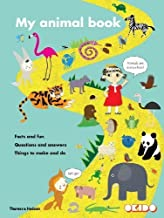 My Animal Book: Facts and fun, Questions and answers, Things to make and do by OKIDO (2014) Hardcover