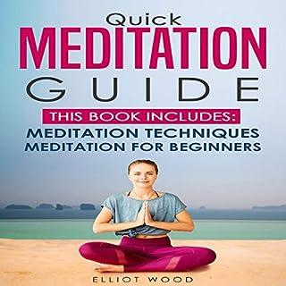 Quick Meditation Guide audiobook cover art