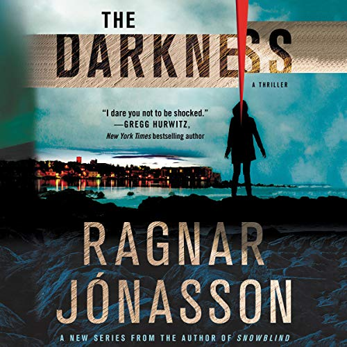 Couverture de The Darkness: A Thriller
