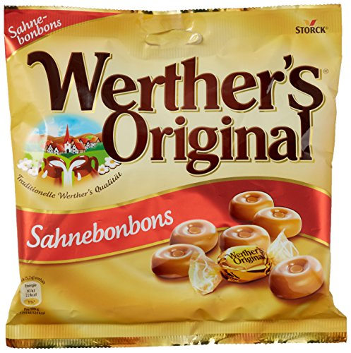 Werthers Sahnebonbons, 10er Pack (10 x 245 g)