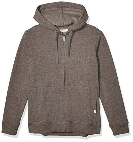 UGG メンズ ゴードン フード付きスウェットシャツ US サイズ: Medium カラー: グリーン