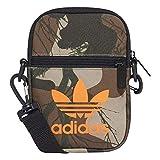 adidas Trefoil Festival Camo Mini Bag - Bolso bandolera, color Multicolor, talla Einheitsgröße