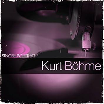 Singer Portrait - Kurt Böhme