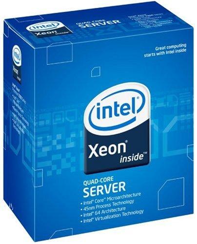Intel Xeon X3220 - Procesador (Intel® Xeon®, 2,4 GHz, LGA 775 (Socket T), Servidor/estación de trabajo, 65 nm, X3220)