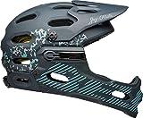 BELL Super 3R MIPS Joy Ride Adult Mountain Bike Helmet - Matte/Gloss Lead Stone (2018), Small (52-56 cm)