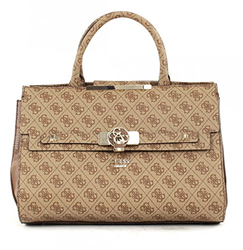 Guess TASCHE - Cynthia - Large Satchel - Brown