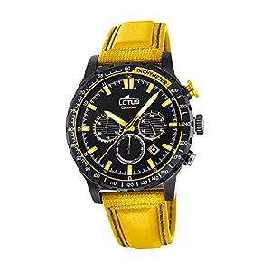 Reloj Lotus caballero crono 18588/1