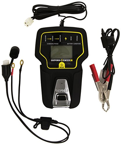 Oxford EL200EU Batterieladegerät Oximiser 3X