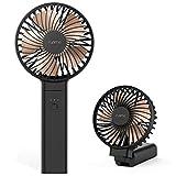Best Handheld Fans - Funme Portable Handheld Fan 5000mAh USB Desk Fan Review