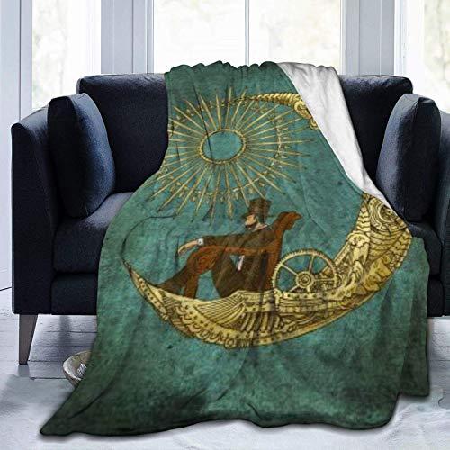 N \ A Manta de forro polar ultra suave, Mi-ke Ty-Son Boxing Legend 27, manta cálida para decoración del hogar para sofá cama, 20 x 60 pulgadas