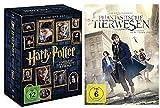 Harry Potter DVD Box / Alle Teile + Phantastische Tierwesen und wo sie zu finden sind DVD [DVD Set]