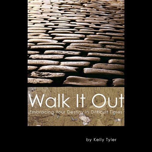 Walk It Out audiobook cover art