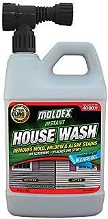 Moldex 7030 Instant House Wash Hose End Sprayer, 56 oz by Moldex