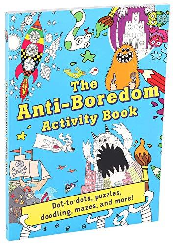 Anti-Boredom Activity Book