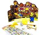 Minis Kreativ - Juego de juguetes Stuart + 60 minipegatinas gratis – Magic Sand Minions