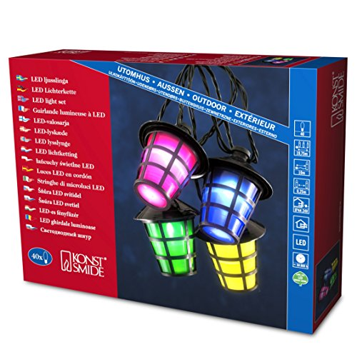 Konstsmide 4164-500 LED Dekolichterkette